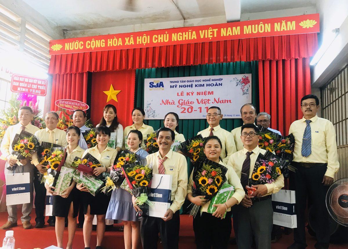 Lễ Kỷ Niệm Ngày Nhà Giáo Việt Nam 20.11.2019