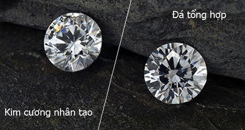 Phân biệt kim cương nhân tạo và đá cz ( Cubic zirconia )