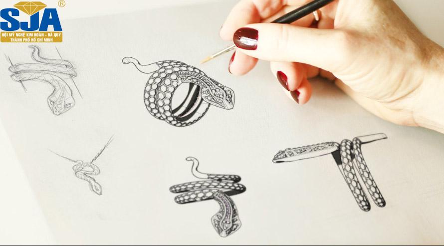 Các trung tâm dạy thiết kế trang sức Tp HCM