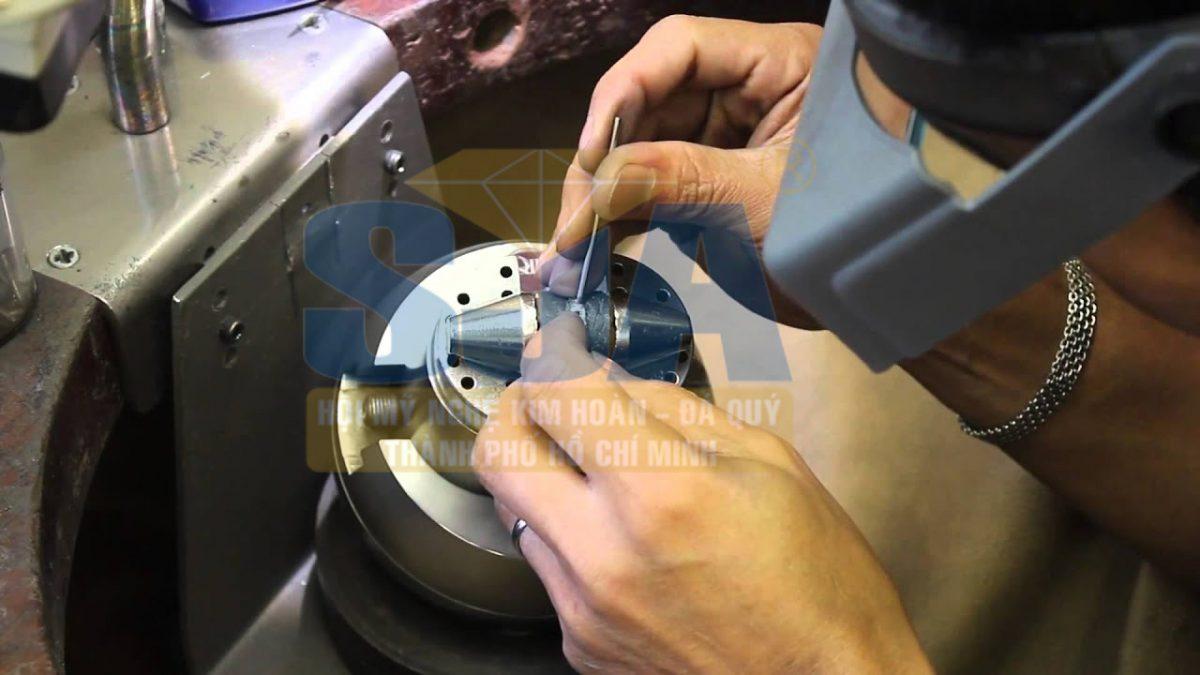 Kỹ thuật tạo mẫu trang sức