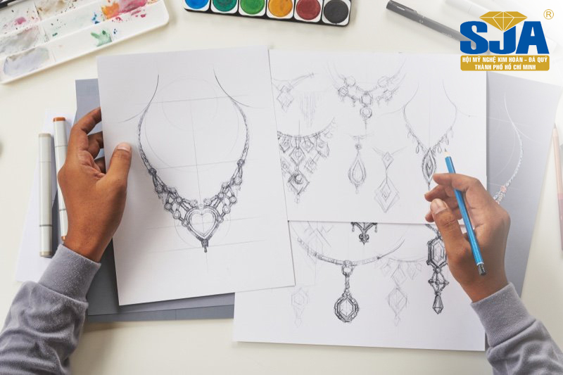 Thiết kế trang sức học ngành gì?