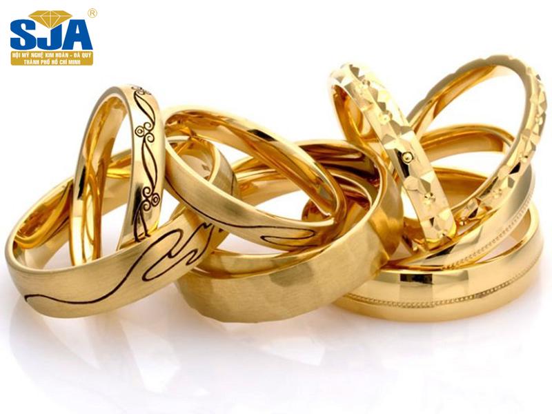 Cách xác định vàng thật giả tại nhà